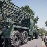Депутаты Мособлдумы напомнили жителям Балашихи о первом залпе «Катюши»