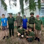 В Чишминском районе партийцы поддерживают патриотическое воспитание подростков