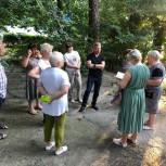 Геленджикские депутаты провели встречи с активом города