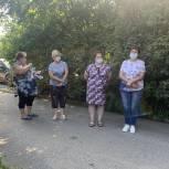 Владимир Вшивцев провел встречу с жителями поселка Космодемьянский