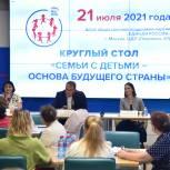 «Единая Россия» собрала инициативы семей Москвы по дальнейшему расширению мер поддержки