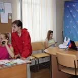 Пензенские волонтеры помогают ускорить процесс проведения вакцинации