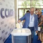 Антонов: «Единая Россия» выдвигает кандидатами в депутаты городской Думы тех, кому доверяют жители