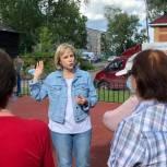 Татьяна Соломатина: Жители Томской области оставляют предложения в «Народную программу»