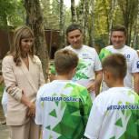 Участники всероссийского эко-марафона «Дни зеленых действий» в Липецке представили предложения в народную программу «Единой России»