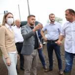 «Единая Россия» организует работу спецтехники на алатырском полигоне ТКО