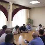 Заседание фракции «Единой России» прошло в Собрании депутатов Кыштымского городского округа.