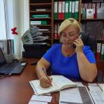 В Волжском районе граждан проконсультировали по вопросам образования