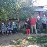 В Сасове продолжаются встречи депутатов городской Думы с жителями