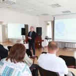 Развитие Восточного округа Тюмени обсудили на встрече с областным депутатом