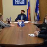 Сенатор Татьяна Кусайко ответила на обращения мурманчан
