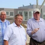 Панков обсудил с жителями Шихан проекты благоустройства города