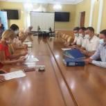 «Единая Россия» подала документы в избирком для выдвижения кандидатов в Липецкий облсовет