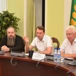 Александр Гуляков выступает за активизацию работы по вакцинации преподавателей и сотрудников вузов