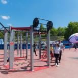 Елена Шмелева предложила включать спортобъекты в проекты благоустройства по программе «Формирование комфортной городской среды»