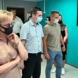 Татьяна Соломатина проверила работу томских детских лагерей