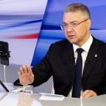 Владимир Владимиров: «Мы увеличили количество продуктовых ярмарок в регионе»
