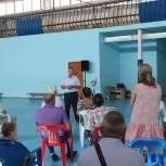 Николай Панков обсудил с жителями программу «Пугачев спортивный»