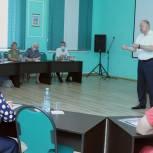 Вадим Супиков нацелил коллег на активное взаимодействие с избирателями