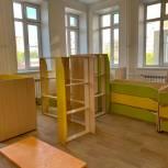 В Октябрьском районе новый детский сад готовится открыть свои двери
