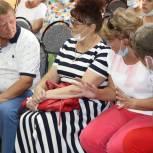 Панков встретился с жителями поселка Заволжский Пугачевского района