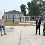 Николай Петрунин: В вопросах благоустройства и развития территорий необходимо опираться на инициативы жителей