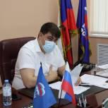 Дамир Фахрутдинов провел личный прием