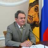Валерий Лидин обсудил вопросы сотрудничества России и КНР