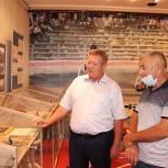 Панков: Проект «Балаково спортивный» обсудили со спортсменами и тренерами района