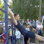Стартовал детский спортивный проект «Я в команде» при поддержке партии «Единая Россия»