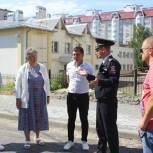 БКД: рабочая комиссия проверила улицу Революционную в Ижевске