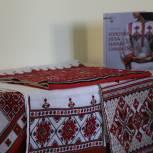 Альбина Егорова приняла участие в презентации книги-альбома о знаменитой чувашской вышивальщице