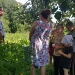 Леонид Пронин посетил с рабочим визитом Урмарский район