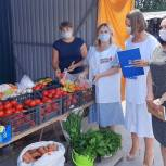 В Тацинском районе активисты проверили цены на «борщевой набор»