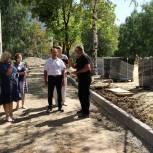 Реконструкция и ремонт детского сада №136 в Рязани ведутся без нарушений