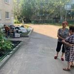 Алексей Рогонов выполняет наказы своих избирателей