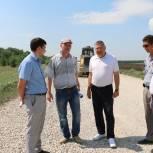 Александр Романов встретился с жителями Петровского района