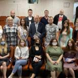 Александр Баранов встретился с членами молодёжного парламента в Наро-Фоминске