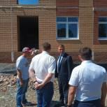 Дмитрий Савельев проконтролирует строительство детского сада в Тогучине