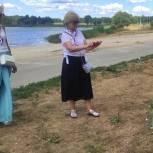 Воскресенские единороссы проверили чистоту пляжных зон