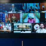 «Единая Россия» и страны АСЕАН договорились об углублении политических, экономических и гуманитарных связей