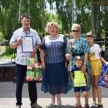 Жители Ряжска приняли участие в акции «Спасибо за добро»