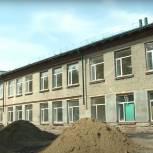 В школе №19 Томска отремонтируют фасад и благоустроят территорию