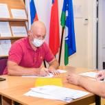 Денис Майданов подал документы для участия в выборах в Госдуму