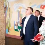 Ремонт Андреевской школы в Солнечногорске на партийном контроле