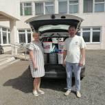 Андрей Корнеев помог подготовить школу посёлка Анисовский к новому учебному году
