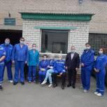 Благотворительная акция по поставке питьевой воды в больницы Челябинская завершается