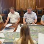 «По Генплану там идет развитие набережной»: Андрей Воробьев обозначил первые шаги по обустройству пляжа на Улешах