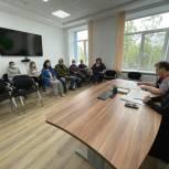 Депутаты-единороссы города атомщиков отчитались перед избирателями
