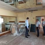 Дмитрий Хубезов посетил Новомичуринскую детскую школу искусств
